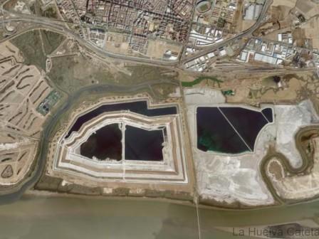 Depósito de Fosfoyesos de Huelva