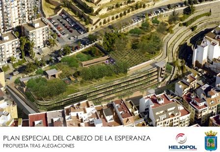 Parking Parque La Esperanza