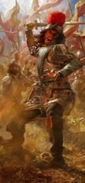7.Soldado batallando