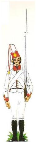 Infantería de la División Asturiana (1809)