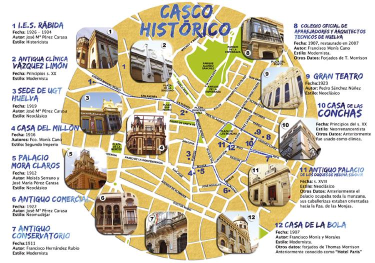 Guía Turística del Casco Histórico