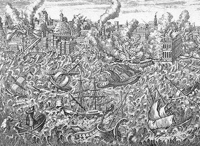 El Maremoto de 1755 (1/3)