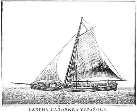 Lancha Cañonera