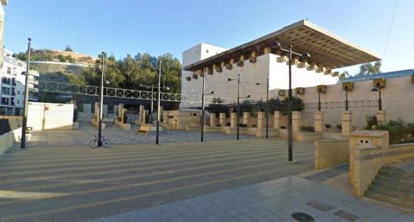 Plaza del Cine