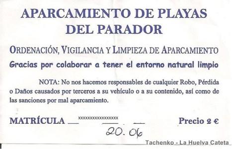 Gorrilla Playa de El Parador (2)