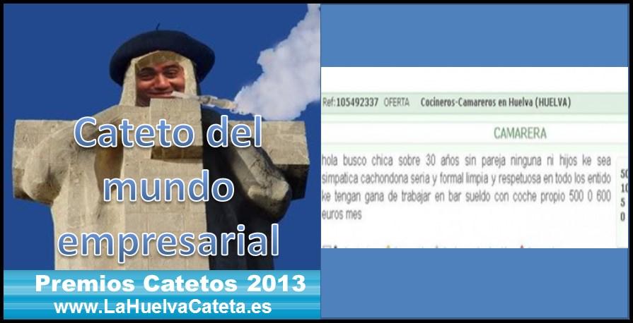 Los Catetos del Año 2013 (5/6)