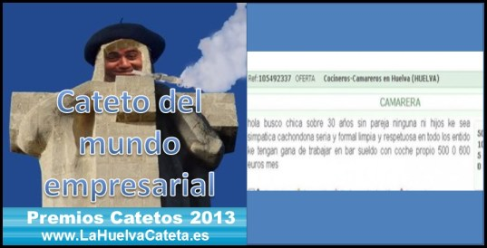 cateto empresarial 2013