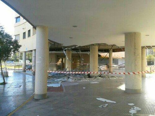 Ciclogénesis Explosiva sobre Huelva (2/6)