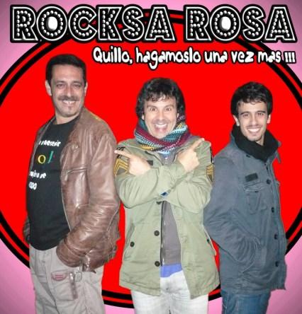 Cartel Rocksa rosa