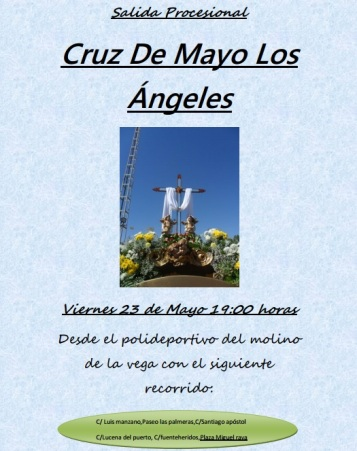 cruz de los angeles